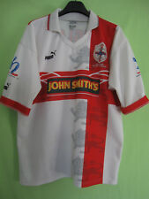 Maillot Rugby Angleterre XIII john smith World cup 1995 Vintage Puma Jersey - XL