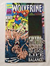 WOLVERINE (1988) 71 - 90 INC 75 85 & 88 COMPLETE A KUBERT DEADPOOL & SABRETOOTH