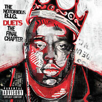 THE NOTORIOUS B.I.G. Duets The Final Chapter CD BRAND NEW BIG