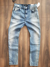 Replay Herren Jeans HYPERFREE SLIM FIT MA947.49B.A01 W32 L32 Made in Italy - Neu