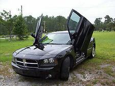 Dodge Charger 2004 05 06 07 08 09 2010 Vertical Bolt On lambo door kit Hinge