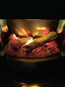 Dimplex Large  Log Bed OMLLIN For Optimyst inset Fires ELECTRIC