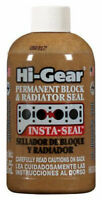 PERMANENT BLOCK & RADIATOR SEAL Instant Seal All vehicles - LARGE & SMALL LEAKS