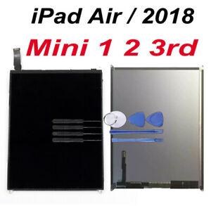 For iPad Mini 1 2 3 4 IPad 5 iPad 6 2018 LCD Display Panel Replacement Screen