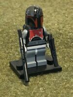 The Mandalorian Star Wars Jango Boba Fett Minifigures Minifig Blocks Bricks