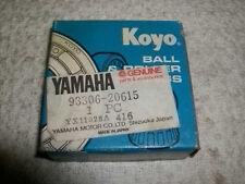 Yamaha OEM NOS Koyo bearing 93306-20615 IT250 YZ250 XV1600 VMX540  #2011