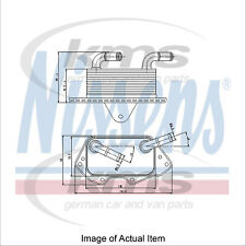 New Genuine NISSENS Engine Oil Cooler 90662 Top Quality