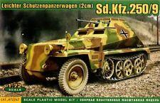 Ace 1/72 Sd.Kfz. 250/9 Leichter Schutzenpanzerwagen (2cm) # 72247