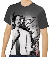 Eminem Herren Kurzarm T-Shirt Tee wa1 aao20168