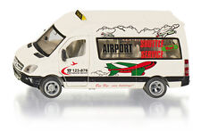 Siku Super 1938 1:50 Mercedes-Benz Sprinter Airport Shuttle Taxi Van Model