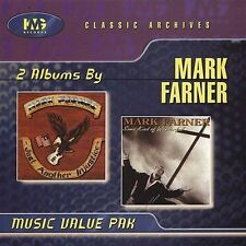 MARK FARNER Just Another Injustice & Some Kind of Wonderful CD Grand Funk R.R.