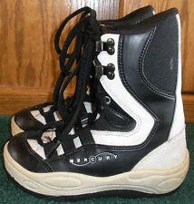 # 27  MERCURY  LIQUID  SNOW BOARD BOOTS, YOUTH- KIDS 2