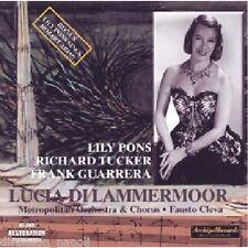 Donizetti: Lucia Di Lammermoor  Hayward,Tucker Richard,Scott ,Guarrera - box 2CD