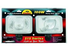 NITE STALKER 215 55W FACTORY FITTED HID 4WD DRIVING SPOT LIGHTS ***BRAND NEW***