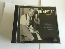 Harry 'the Hipster' Gibson Who Put Benzedrine in Mrs. Murphy's Ovaltine? CD MINT