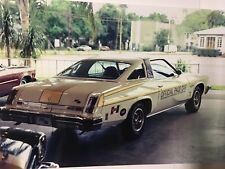 1974 HURST/OLDS FERMAN OLDSMOBILE SHOWROOM TAMPA, FLORIDA 12X18 PHOTO POSTER