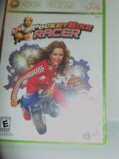 Pocketbike Racer Microsoft Xbox game Pocket Bike Burger King Games Fact. Sealed