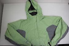Mountain Hard Wear Womens Windbreaker Jacket Green Size Medium
