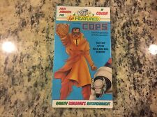 C.O.P.S. COPS THE CASE OF THE ROCK AND ROLL ROBBERS NEW SEALED VHS ANIMATED 1988
