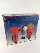 Central pneumatic p-7434 air control units Hydraulic pressure gage