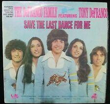THE DEFRANCO FAMILY - SAVE THE LAST DANCE FOR ME VINYL LP AUSTRALIA
