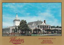 """*Michigan Postcard-""""Zehnder's...Restaurant""""  ...Frankenmuth MI./ (U2-369)"""
