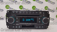 CHRYSLER DODGE Radio 6 Disc MP3 CD Changer Cassette Player RAK RDS Stereo OEM