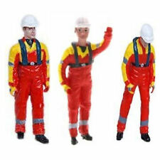 Graupner Pack Of 3 x 1:50 Scale Model Boat Deck Workers