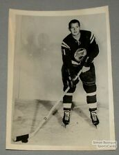 AHL Mid 60's Buffalo Bisons Oscar Gaudet Hockey Photo