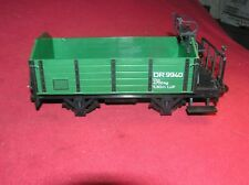 LGB G Scale # 94006 Green Open Gondola with Brakeman's Seat, OB