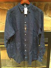 Ralph Lauren Polo Mens Classic Linen Long Sleeve Shirt  BIG TALL NWT