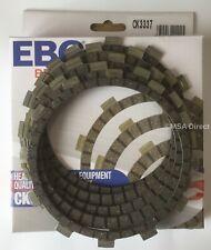 EBC Heavy Duty Clutch Friction Plate (CK3337) fits Suzuki DR125SM (2008 to 2012)