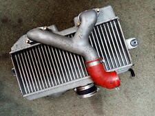 SUBARU IMPREZA wrx sti  V7 v10  spec C  TOP MOUNT INTERCOOLER OEM JDM,  CLEAN