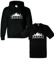 fortnight kids junior t shirt Hoody gaming ps4 xbox fortnight Legend House Tee