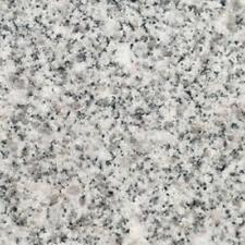 Bodenplatten Granit Kristall- grau 50,5 x 50,5 x 4 cm  -1 Wahl- geschliffen