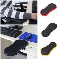 PC Computer Laptop Arm Wrist Rest Desk Table Pad Support Forearm Armrest Holder