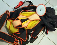 Retal Golff parachute container - up to 150 mains - fits medium folks