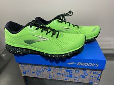 Brooks Ghost 12 Size 9 Mens Limited Edition Splash Green Running Shoes