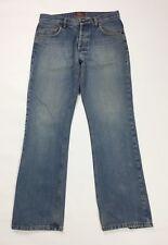 Store jeans uomo usato vintage gamba dritta denim bootcut zampa boyfriend T3309