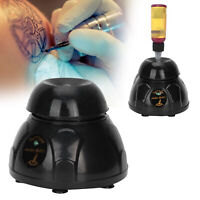 Tattoo Pigment Shaker Nail Polish UV Gel Vortexer Mixer Ink Electric Stirrer