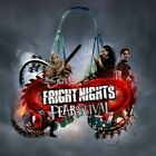 4 X Thorpe Park Halloween FRIGHT NIGHT E-Tickets For 30 Oct 21 (sold Out Online)