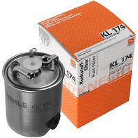 Original MAHLE / KNECHT Kraftstofffilter KL 174 Fuel Filter Mercedes-Benz