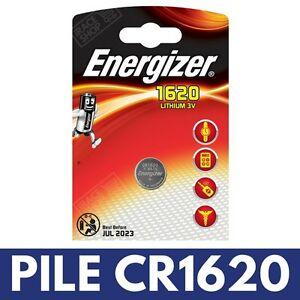 Pile CR1620 Bouton Lithium 3V pour Boitier Télécommande Plip Coque Clé AUDI