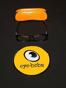 Eyebobs C Through 1.50 New With Hard Case