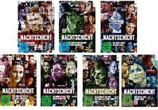 7 DVDs * NACHTSCHICHT - DVD 1 + 2 + 3 + 4 + 5 + 6 + 7 IM SET # NEU OVP ^