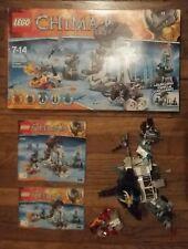 Lego Legends of Chima 70226 La Forteresse Glacée du Mammouth