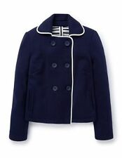 Women's Cotton Blend Double Breasted Blazers Coats & Jackets