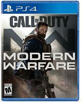 Call of Duty: Modern Warfare - PlayStation 4 PS4