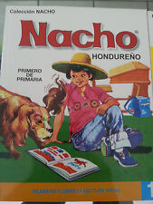 1 New Nacho Silabario First- Grade 2014 Edition Susaeta Honduras