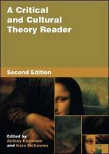 A Critical and Cultural Theory Reader, Good Condition Book, Mcgowan, Kate, Easth